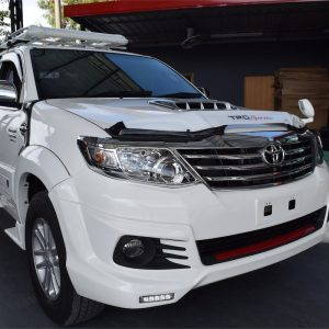 +2800 US$ for TRD Accessories